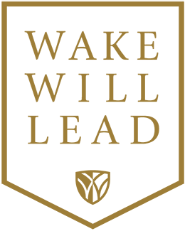 Wake Will Lead